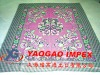 recycle cotton polyester blanket,cotton 85/ polyester 15,bedding