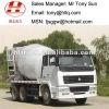 8 cbm - 14 cbm 6*4 Cement Mixer Truck