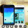 NEW 5.5 inch MTK6577 GPS celulares Z11