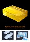 Rubber Solid Blocked Sanitary Napkin Hot Melt Adhesive