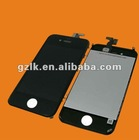 wholesale lcd with digitizer assembly for iphone 4 replacement