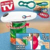 As Seen on TV! One Touch Automatic Electric Jar and Can Opener