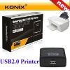 10/100M One USB2.0 Port USB Network Print Server