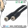 1ft RG59 Coaxial Patch Cable - F Type