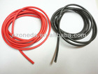 14 Gauge Silicone Wire 3 feet - 14 AWG Silicone Wire - Flexible Silicone Wire for RC Helicopter