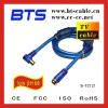 TV cable, antenna cable, satellite cable