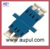 Fiber Optic LC - LC Duplex Multi - mode Adapter