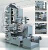 YR--4 Colors Flexo Printing Machine