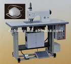 Manufacturer supply Standard working mesa type Ultrasonic lace machine for underwear/Accessories