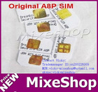 Sim A8p Card Security A8P Sim support Original Software for 800HD 800se