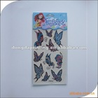 New style Lovely Girl temporray tattoo stickers