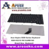 For Acer Aspire 5500 Series Keyboard NSK-H321D PK13LW80160 Laptop Keyboard