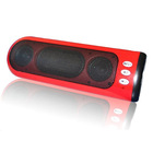 Dual-channel 3D sound mini speaker support headphone output
