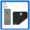 Factory supply New arrival ,good quality 3D starry stars screen protector for iphone4