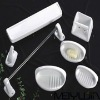 Best selling 7pcs ceramic bathroom sets