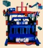 JL4-35 cement block machine
