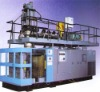 Chemical barrel extrusion blow moulding machine(max for 120L barrel or tool box)