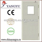Steel Security Entry Door ( ISO9001/CE/SON )