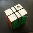 WitEden 2x3x4 Camouflage Magic Cube Puzzle Cube Black