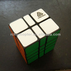 WitEden 2x3x4 Camouflage Magic Cube Puzzle Cube Black