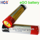 electronic cigarette lithium polymer battery