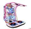 amusement machine dance machine
