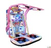amusement machine dance machine