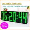 Large Screen Digital Wall Cuckoo Clock