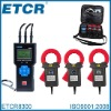 ETCR8300 Three-Channel Leakage/Current Monitoring Recorder----Manufactory,ISO,OEM,ODM
