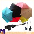 clip on umbrella,stroller umbrella,universal children parasol