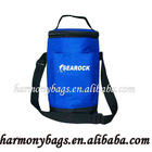 Blue 600D bottle Ice Bag