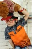 Childrens clothing wholesale T-shirt cowboy pants in the suit