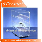 2011 new acrylic display box,promotional display box,cookie display box,countertop display box