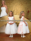 2011 new Flower girls dresses manufacturer