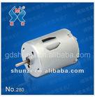 280 Hight quality 3V DC electric motor