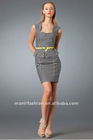 2011 latest lady dress womens business suit skirt