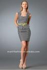 2011 latest lady dress womens business suit skirt