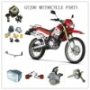 GY200 motorcycle spare parts