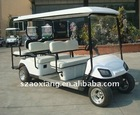 4KW Motor,6seat Electric Sightseeing car,with CE Approval AX-B4+2
