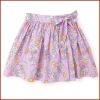 New Design Flora Printed Child 100% Cotton Wrap Skirt