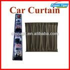 S/M/L Full Black Net Mesh Universal Car Curtain