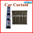 S/M/L Full Black Net Mesh Universal Car Curtain