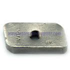 304 stainless square nut supplier