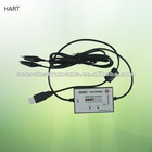 usb hart modem for transmitter calibration with PC