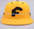 custom snapback hats with 3d embroidery logo