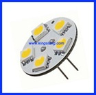 G4 5smd 5050 auto led light/bulb/lamp