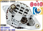 Good Price Silvery Mando(AB150021) IR/IF Alternator For Kia Pride