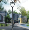 aluminium house garden lighting