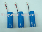 18500 Lithium-ion Battery 1S1P pack