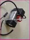 Portable 12v Mini Metal Air pump Compressor Tire Inflator w carrying bag